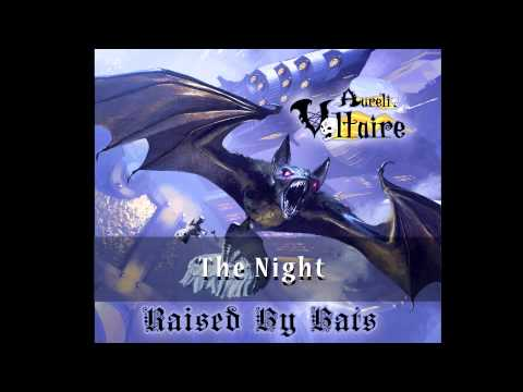Aurelio Voltaire - The Night - 1988 Deathrock Version (OFFICIAL) with Lyrics