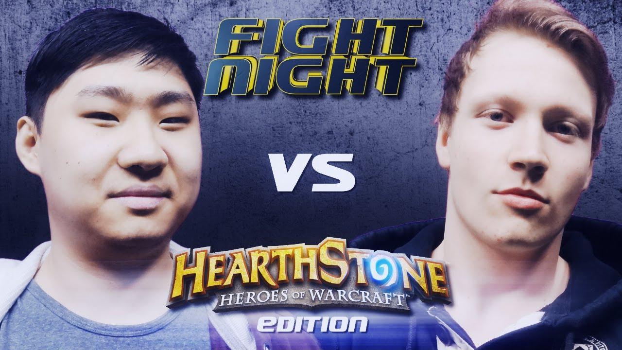 Download Fight Night Hearthstone - StrifeCro vs Nyhx - S01E04