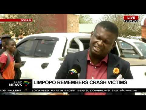Limpopo government remembers N1 crash victims