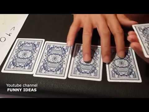 AMAZING MAGIC CARD TRICK KIDS CAN DO - MAGIC TUTORIAL