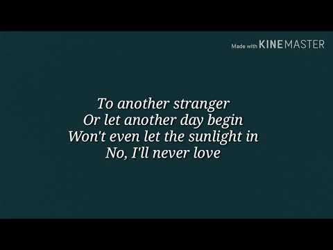 Lady Gaga- I'll Never Love Again (Extended Version) Lyrics