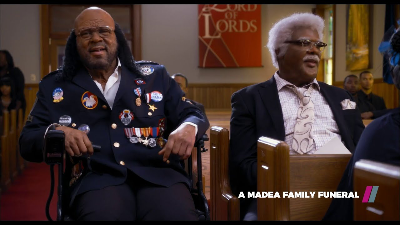 Download Tyler Perry's A Madea Funeral   Trailer   Comedy movie on Showmax