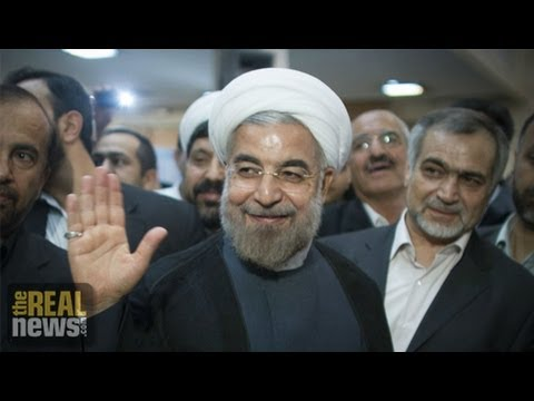 Iranian President Rouhani's Record Should Calm Skeptics, As Britain Moves to Re-Open Embassy Pt.1