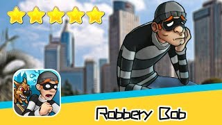 Robbery Bob™ High Rise Walkthrough Stylish Suit Recommend index five stars
