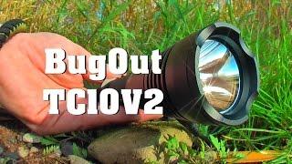 Bug Out Taschenlampe TC10V2