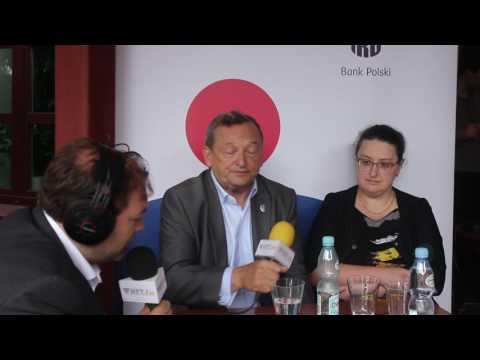 Dr Beata Fałda, Prof. Józef Zając w Poranku Wnet