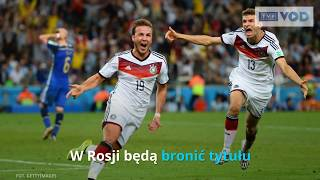 Mundial 2018 – Niemcy vs Meksyk