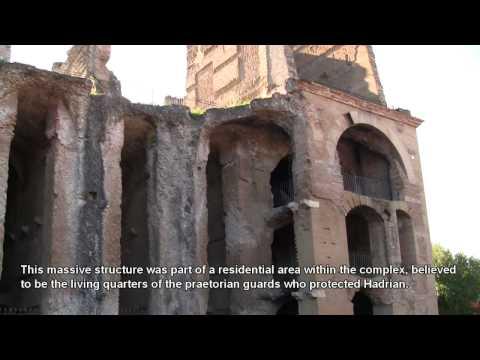 Hadrian's Villa: A Massive Complex For One of Rome's Greatest Emperors