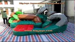Mini Kids Bouncy Slide,inflatable Bouncy Slide-inflation Show