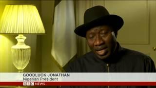 Nigeria's Goodluck Jonathan mourns Mandela