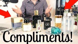 Top 10 Most Complimented Colognes/Fragrances 2017 | Tripleinc.
