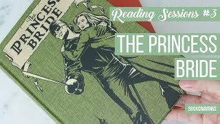 The Princess Bride Book Presentation | Reading Sessions #3