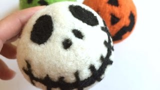 How to Felt Wool Dryer Balls 4 Ways: Pantyhose Method & Needle Felting Method