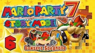 MARIO PARTY 7 🎲 #6: Finale in Bowsers Spaßhölle