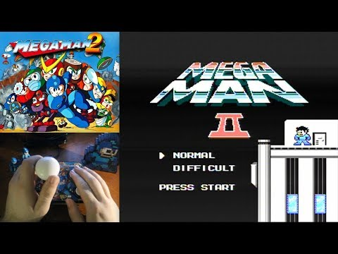 "Testing The Mega Man 2 Plug N' Play Arcade - A ""Retro TV"" Product Actually Released In 2018"