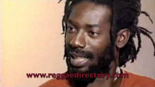 Buju Banton Interview
