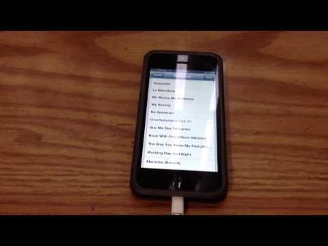 """Apple iPhone 5's ringtone """"Over The Horizon"""""""