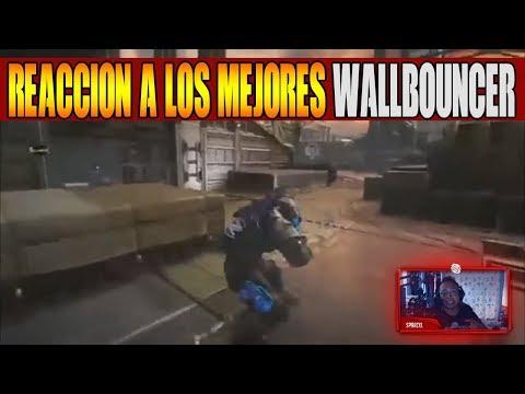 REACCIONANDO A LOS MEJORES WALLBOUNCER DE GEARS OF WAR 4