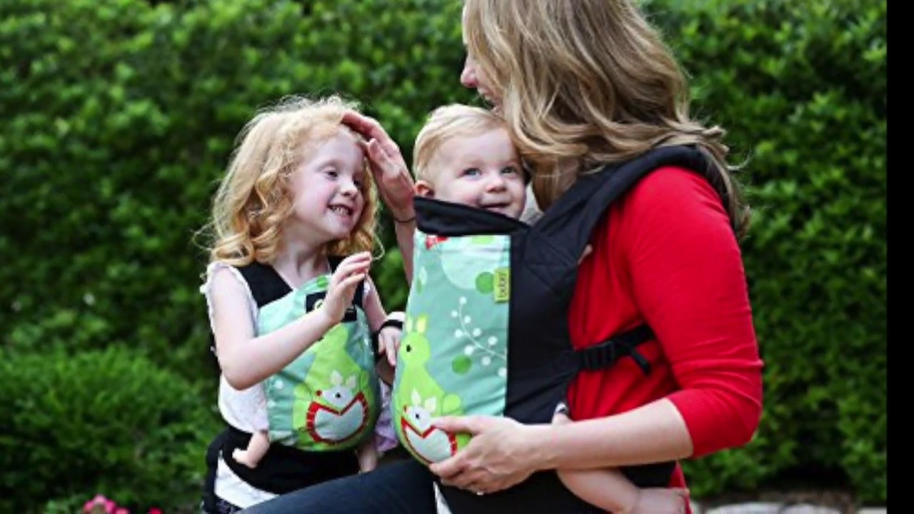 585461d7b1f The Best Baby Carrier for a Bad Back - YouTube