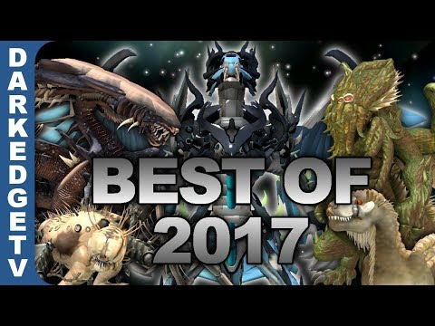 My Best Spore Creations of 2017