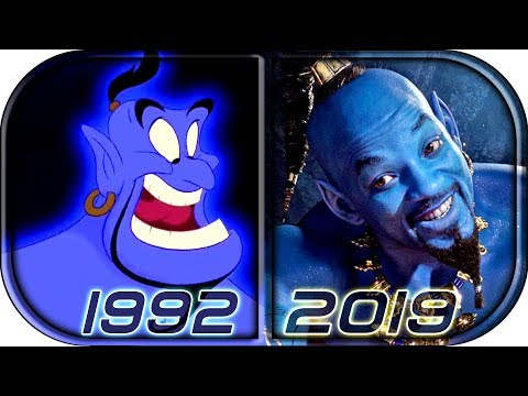 EVOLUTION of GENIE in Movies Cartoons & TV 1926-2019 🔥💥 Disney&39;s Aladdin  movie genie dance