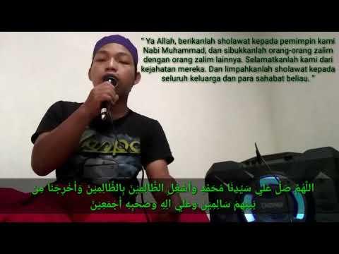 Sholawat Asyghil Dan Artinya Untuk Kamu Yang Ter Dzolimi Sholawat Nu Muhammadiyyah Fpi Dll