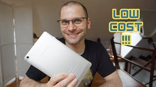 Tablet low cost TOP! - Teclast P80 Pro unboxing e mini-review em português