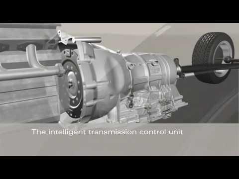 Фото к видео: Видео презентация ZF 6HP
