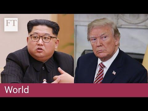 Ex-CIA analyst on risks of Trump-Kim talks