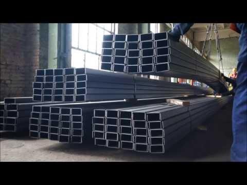 Видео Металлобаза на ул литейной прайс брянск