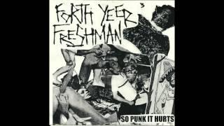 forth yeer freshman - i wanna fuck myself
