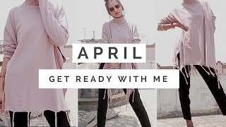 April 2018 : Get Ready With Me | Tejaswi