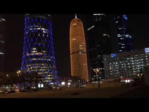 Katar-Doha seyahati
