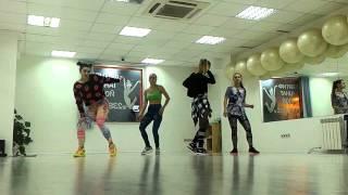 "Reggaeton choreo ""Jbalvin ft Farukko - que pas ayer"" Sochi 2016"