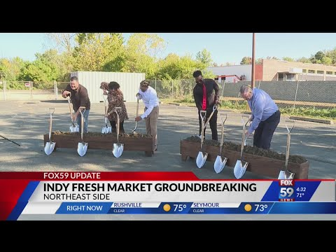 Neighbors in Indy food desert one step closer to much needed relief