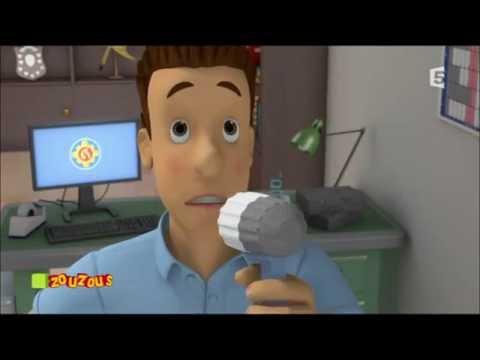 Sam le pompier saison 4 foot ou pizza youtube - Sam le pompier personnages ...
