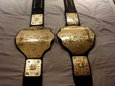 WCW World Championship vs WWE World Championship