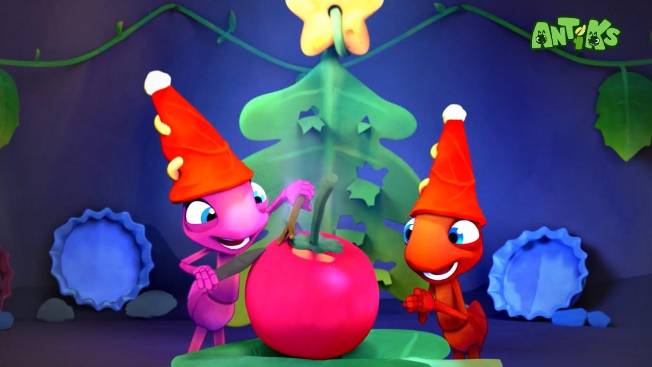 Oddbods Present: Antiks | CHRISTMAS 2019 | Party Crashers | Funny Cartoons For Kids