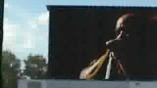Gnarls barkley - Crazy (live roskilde 08)