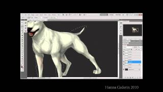 Drawing A Bull Terrier