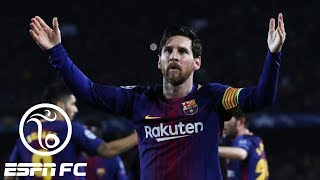 Did Barcelona get the easiest Champions League draw of the quarterfinals? | ESPN FC
