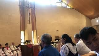 thánh lễ rửa tội nguyễn thuý nga hiroshima nhật bản