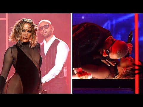 AMAs 2020: Jennifer Lopez and Maluma Get HOT and HEAVY During 'Pa' Ti' and 'Lonely' Performance
