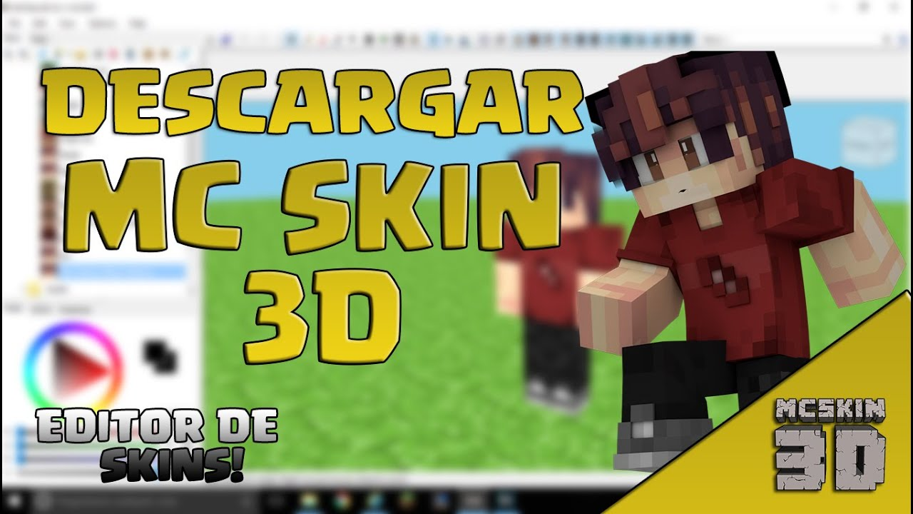 DESCARGAR MC SKIN D EDITOR DE SKINS GRATIS WINDOWS XP - Descargar skins para minecraft pc gratis