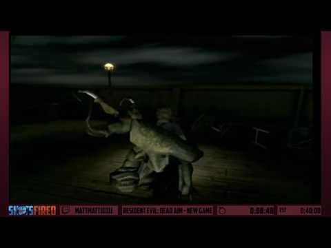 Resident Evil: Dead Aim (New Game) in 34:14 by Mattmatt10111 - Shots Fired: Devastation
