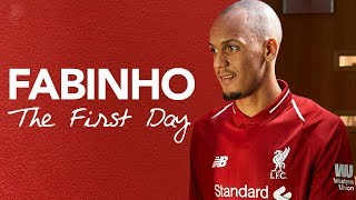 Fabinho Exclusive | Behind-the-scenes vlog of the Brazilian