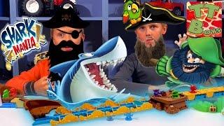 Shark Mania! Игры Для Детей - Играем С Игорьком И Богданом Games For Children