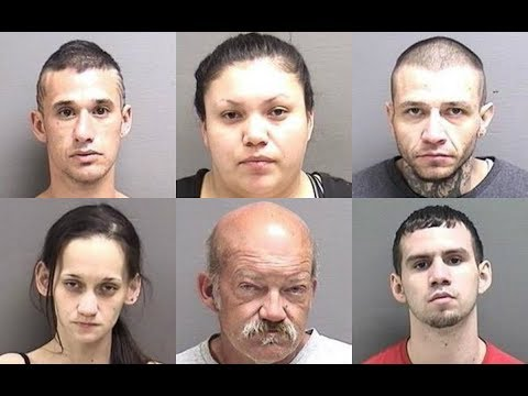 """Crimestoppers: October 2017 """"Most Wanted"""""""