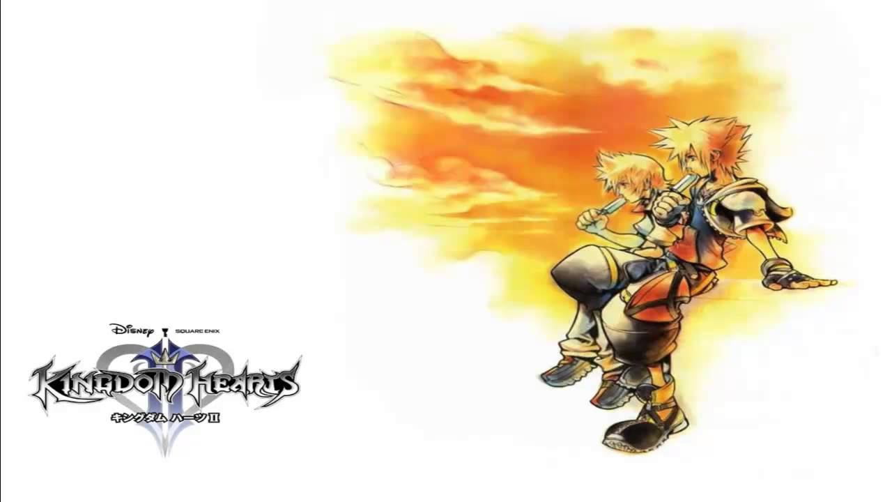 Download Kingdom Hearts II -The Encounter- Extended