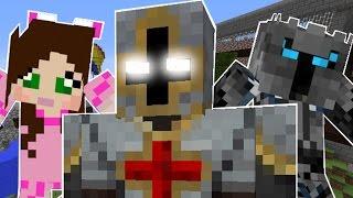 Minecraft: THE KING GOLEM MISSION! - Custom Mod Challenge [S8E81]